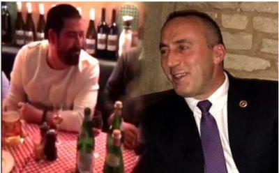 MBANI TË QESHURAT/ Meda imiton në mënyrë fantastike Ramush Haradinajn dhe.. (VIDEO)