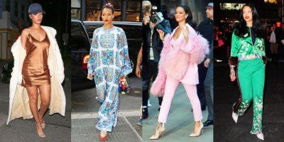 Nuk është në modë, derisa Rihanna thotë që është!