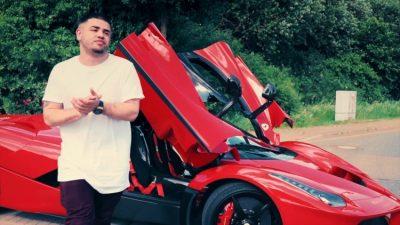Shikoni çfarë iu ndodh nëse jeni pasagjer në Ferrarin e Noizyt (VIDEO)