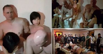 """FOTOT: Burrat kapen me """"presh në dorë"""", bënin orgji me vajzat e reja"""