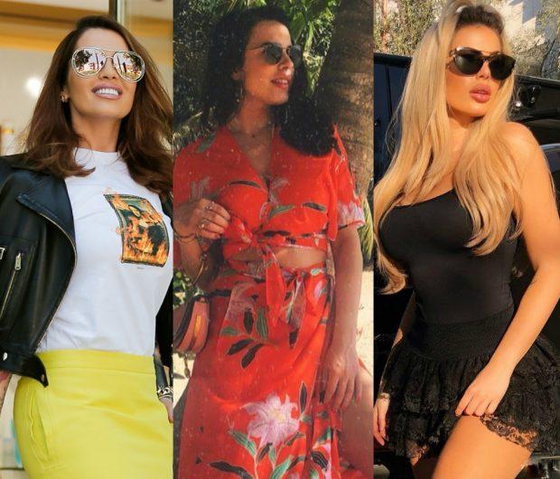 5 të famshmet shqiptare që janë veshur më me stil këtë javë (FOTO)