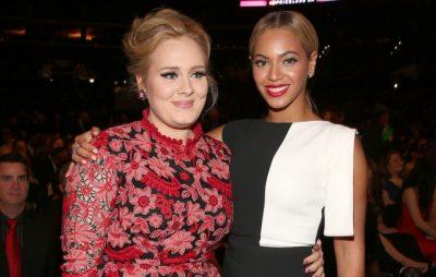 """Beyonce """"çmend"""" Adele/ """"Ti je drita jonë"""", """"Gjithmonë të kam dashur dhe gjithmonë do të dua"""""""