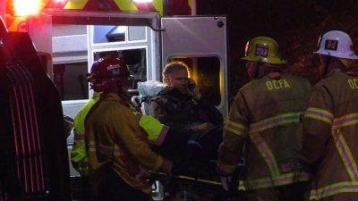 Përfshihet në aksident të rëndë aktori i njohur, makina i kthehet përmbys (FOTO)