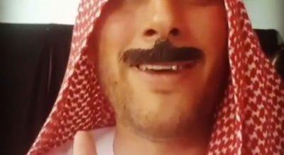 Do shkriheni së qeshuri/ Aktori shqiptar bën zgjimin me një video mjaft të çuditshme!