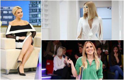 Si u veshën moderatoret shqiptare këtë javë?! Nga ajo më SEKSI deri tek… (FOTO)