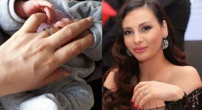 Pushimet e para të Sias, Ami publikon FOTON e ëmbël me të bijën