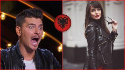 """Armina Mevlani e lumtur për ardhjen e Marios në Shqipëri, por kjo gafë e saj me siguri e ka """"fëlliqur"""" para tij! (FOTO)"""