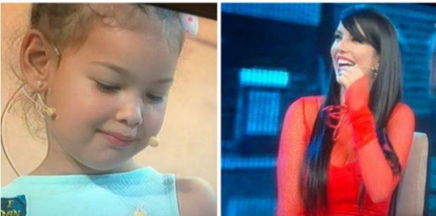 VIDEO/ Kjo vajzë e vogël i bën pyetjen e sikletshme Arminës: Sa çuna ke puthur?