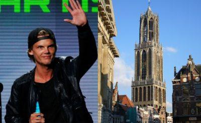 Video/ Këmbanat e kishës bien nën tingujt e muzikës së DJ Avicii