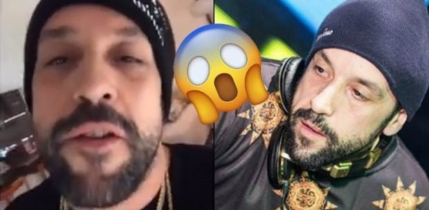 """Këtë herë nuk është këngë. DJ Blunt iu bën """"DISS"""" armiqve me këtë kuti me zinxhirë më diamante… pa fjalë (VIDEO)"""