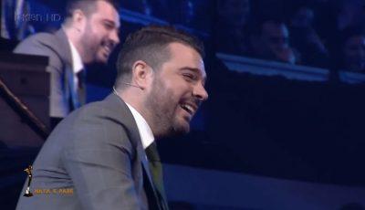 """Besi, Erioni dhe Ardit Gjebrea i bënë """"puçin"""" Sardit! Ja çfarë ndodhi tek Kënga Magjike"""