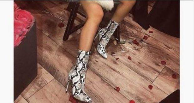 """Vajzat e showbizit shqiptar po """"çmenden"""" për këto çizme dhe sapo zbuluam se të gjitha ne mund t'i bëjmë lehtësisht tonat"""