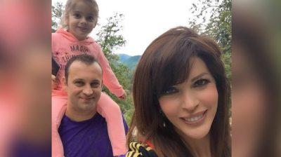 """""""Copëz lumturie""""/ Sonila Meço poston FOTON e adhurueshme me vajzën"""