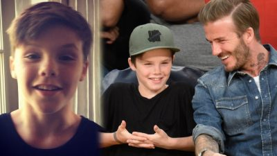 Justin Bieber hap rrugën! Djali i Beckham ka zërin binjak dhe është gati t'i zërë vendin (VIDEO)