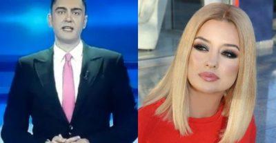 Drini nxjerr zbuluar Alketa Vejsiun: Ja ç'më tha kur më zuri lemza gjatë lajmeve
