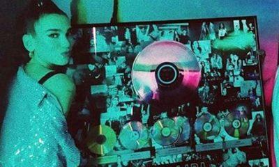 E JASHTËZAKONSHME/ Dua Lipa thyen rekordin, deri në 2 milionë albume të shitura