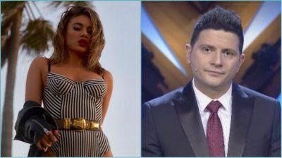 """Elvana Gjata poston FOTO nga prapaskenat e klipit me Ty Dolla Sign, por Ermal Mamaqi e """"ul me këmbë në tokë"""" me komentin e tij"""