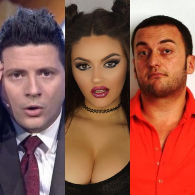 """Vetëm për """"sherr"""" e kanë mendjen! Ja VIP-at shqiptarë që kapen me fansat në rrjete sociale (FOTO)"""