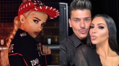 Mario promovon Era Istrefin para Kim K dhe 4.6 milion personave (VIDEO)