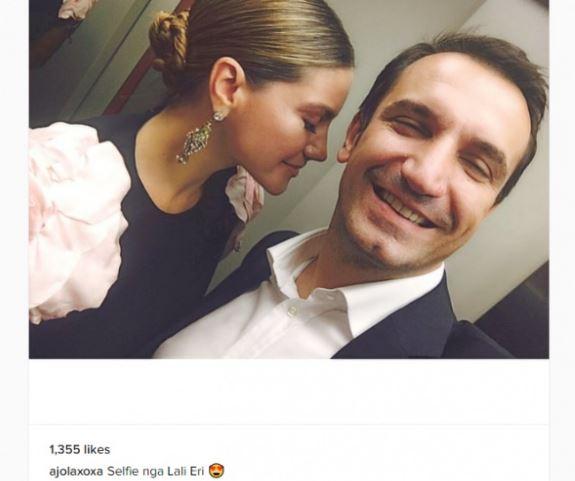 Erioni tregon kur e ka puthur për herë të parë Ajolën: E kam takuar në…
