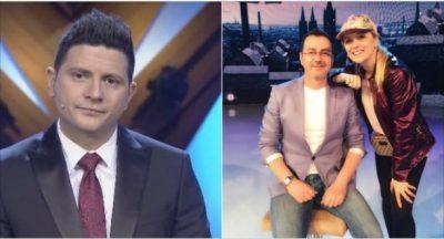 """Pirro Çako shembull për baballarët, Ermal Mamaqi ironizon komentin e Alketa Vejsiut: """"Sapo e dëgjoi, Ami më fiku televizorin!"""""""