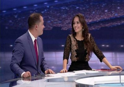 Dita më e keqe në ekran, askush nuk e vuri re çfarë i ndodhi Eva Muratit në emision (FOTO)