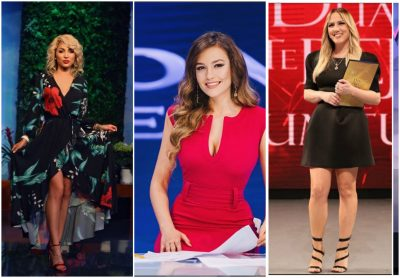 Si u veshën moderatoret shqiptare këtë javë?! Nga Arbana Osmani tek Roza Lati, kush ishte më e bukura… (FOTO)