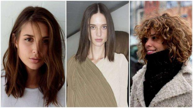 Si mund ti stiloni bukur flokët me gjatësi të mesme (FOTO)