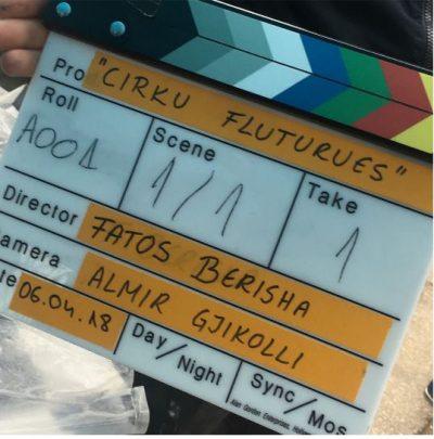 """Filmi kosovaro-shqiptar """"Cirku Fluturues""""  i Fatos Berishës nisin xhirimet e para (FOTO)"""