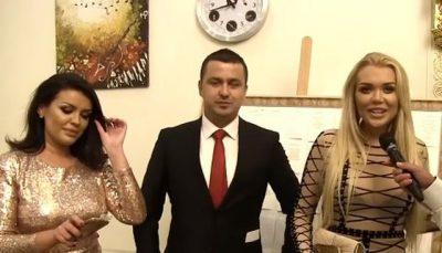 Greta Koçi flet për të dashurin e motrës: Genci është mashkulli më seksi i showbizit