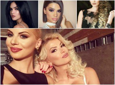 Harrojeni Luanën dhe Marinën pasi në të vërtet këto janë femrat më të bukura shqiptare (FOTO)