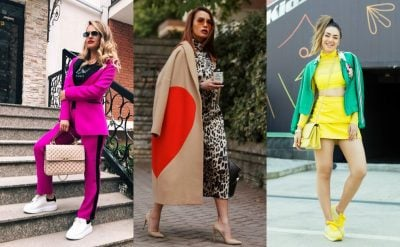 Ja cilat janë 5 të famshmet shqiptare që janë veshur më me stil këtë javë (FOTO)