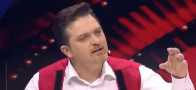 Julian Deda bën skandal në DWTS, hera e parë që ndodh kjo në show televiziv