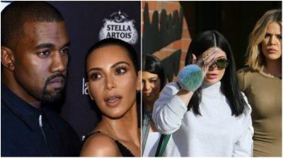 """""""Ke probleme mendore""""! Kanye West """"masakrohet"""" pas deklaratës së fortë, reagon Kim Kardashian, motrat e saj i dalin kundër (FOTO)"""