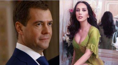Kryeministri i Rusisë surprizon Elhaidën pas shfaqjes. Shikoni çfarë i ka bërë ai (FOTO)