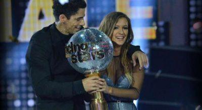 Balerina shqiptare zbulon të vërtetën për fitoren e Lori Hoxhës në DWTS: Po të isha në juri… (VIDEO)