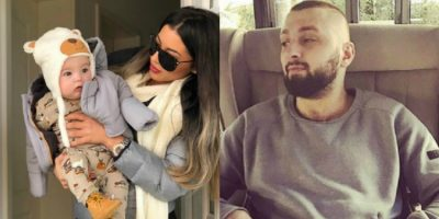 """Majk krenohet në Instagram me veshjet e shtrenjta ndërsa këngëtari shqiptar """"krenohet"""" me djalin e tij (FOTO)"""