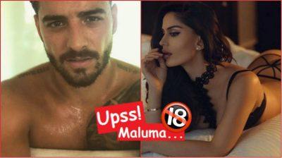 Maluma poston foton HOT duke kapur me dorë organin gjenital, e dashura 'çmend' rrjetin me komentin e saj (FOTO)