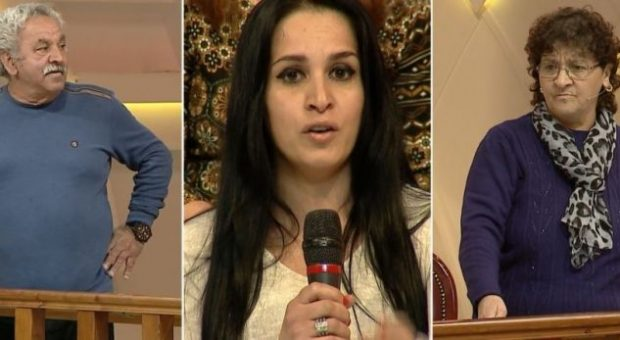 Plas sherri live në emision, mbesat akuzojnë xhaxhain: Na ke hedhur poshtë, jemi jetime