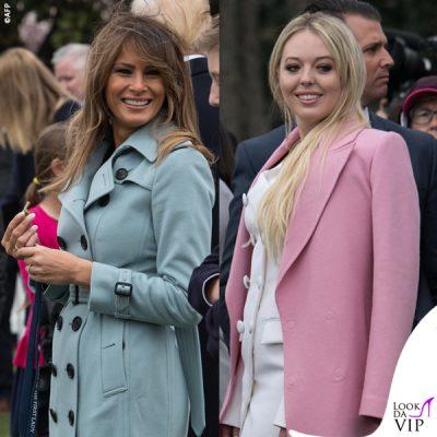 Tiffany vs Melania, krahasimi që penalizon vajzën e Trump (FOTO)