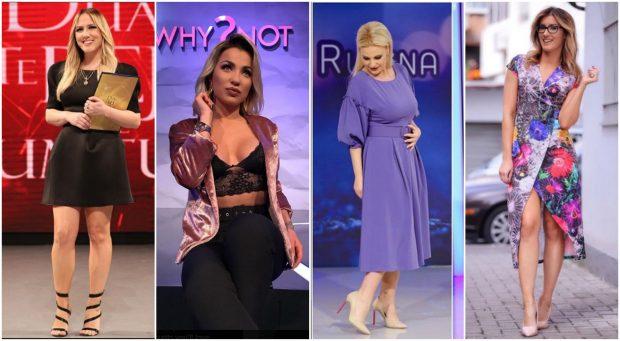 Si u veshën moderatoret shqiptare këtë javë? Nga Almeda Abazi tek Nevina Shylla, cila ishte më e bukura… (FOTO)