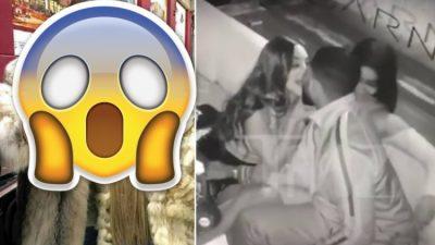 Skandal: Modelja shtatzënë, publikohet video e burrit duke e tradhtuar (VIDEO)