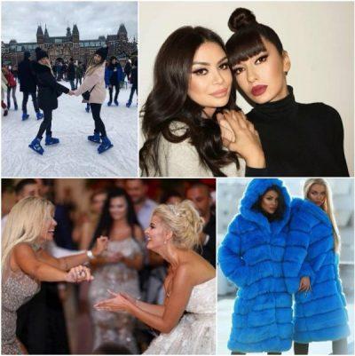 Shkenca thotë se një motër të bën më të lumtur, ja motrat e pandara të showbiz-it shqiptar