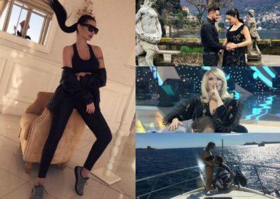 Mënyrat më të bukura si nënat VIP kanë zbuluar se janë shtatzëna: Nga Ami deri tek Rudina…  (FOTO)