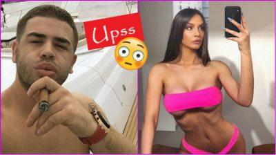 """Noizy TALLET me Oriola Marashin, shihni si """"e rreh"""" para të gjithëve dhe… (VIDEO)"""