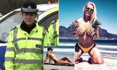 """Mori raport 7-mujor në punë prej stresit, oficerja e policisë """"kapet"""" duke shijuar pushime luksoze (FOTO)"""