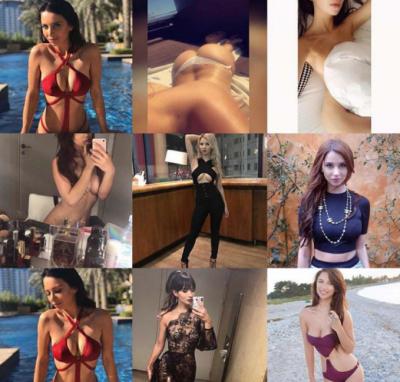 Politikania seksi ÇMEND popullin me FOTOT e saj të nxehta