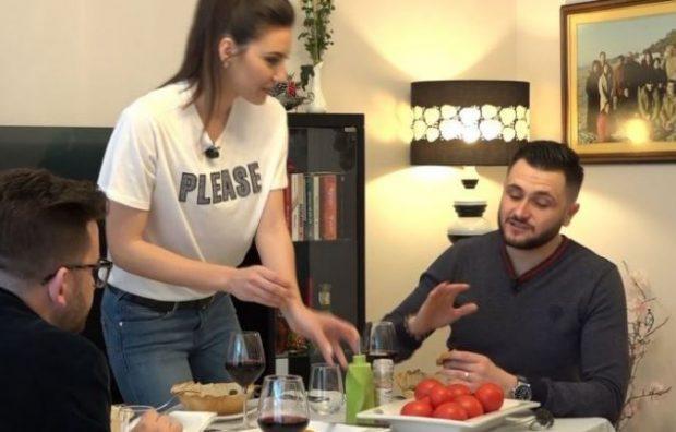 Zbulohet arsyeja përse Bes Kallaku adhuron domatet/ I kam pëlqyer ende pa dal…(VIDEO)