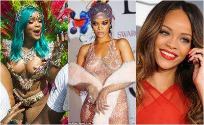 Rihanna kërkon ta bëjë çdo vajzë të duket seksi (FOTO)