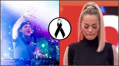 PASI NGRITI TIRANËN NË KËMBË, Rita Ora kujton Avicii-n: Ju lutem…
